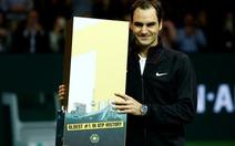 Federer lên ngôi số 1 ở độ tuổi kỷ lục