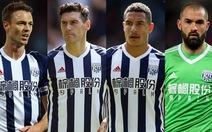 4 cầu thủ West Brom xin lỗi vì trộm taxi ở Barcelona