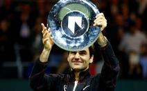 Federer vô địch Rotterdam mở rộng 2018