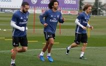 Điểm tin sáng 21-2: R.M mất Marcelo và Modric vì chấn thương