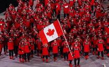 VĐV Canada bị bắt vì trộm xe ở Olympic mùa Đông 2018
