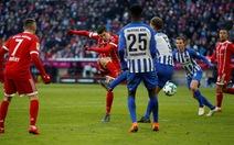 Dứt điểm kém, B.M bị Hertha Berlin cầm chân