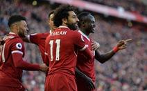 Đè bẹp West Ham, Liverpool tạm chiếm ngôi nhì bảng