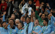 Đè bẹp Arsenal, M.C vô địch Cúp liên đoàn Anh 2018