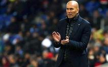 """HLV Zidane: """"Real Madrid không đáng thua"""""""