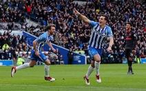 Brighton đẩy Arsenal lún sâu vào khủng hoảng