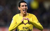 PSG tái lập khoảng cách 14 điểm với Monaco