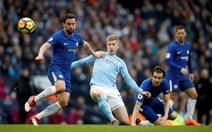 Chưa ra sân, Manchester City đã thắng