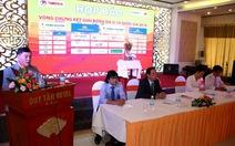Hà Nội gặp TP.HCM trong trận mở màn VCK Giải U-19 quốc gia