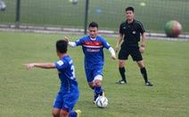 Asiad 18: Lo cho thành tích của tuyển U-23 Việt Nam