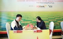 Giải cờ vua quốc tế HDBank 2018: Quang Liêm khởi đầu thuận lợi