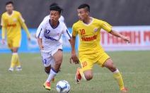 VCK GIẢI U-19 QUỐC GIA 2018:Hà Nội và Đồng Tháp cùng vào bán kết