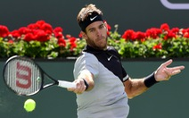 Điểm tin sáng 18-3: Federer gặp Potro ở chung kết Indian Wells