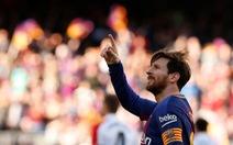"Messi ""nổ súng"", Barcelona thắng dễ Athletic Bilbao"