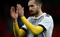 Điểm tin sáng 20-3: Chiellini rút lui khỏi tuyển Ý