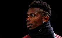 Pogba không hạnh phúc tại Manchester United