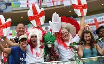 An ninh World Cup 2018: Ám ảnh cuộc chiến CĐV Nga - Anh