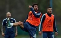 Điểm tin sáng 27-3: Messi trở lại trận gặp Tây Ban Nha