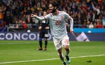 Không Messi, Argentina thảm bại trước Tây Ban Nha