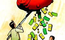 Chuyện tiêu tiền và sự phân tầng mới