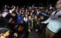Ibrahimovic được chào đón nồng nhiệt tại LA Galaxy