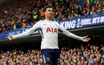 Alli lập cú đúp, Tottenham thắng ngược Chelsea tại Stamford Bridge