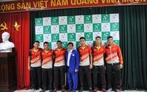 Giải Davis Cup 2018: Việt Nam đặt mục tiêu thăng hạng