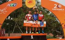 Các tay đua TP.HCM thắng lớn ở TP Vinh