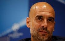 HLV Guardiola kêu gọi sự ủng hộ của người hâm mộ