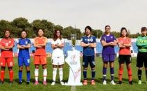 Tuyển nữ VN bắt đầu giấc mơ World Cup