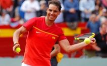 Điểm tin sáng 9-4: Nadal giúp Tây Ban Nha vào bán kết Davis Cup