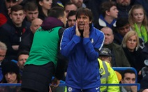 HLV Conte chán nản với cầu thủ Chelsea