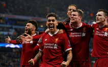 Hạ gục M.C tại Etihad, Liverpool vào bán kết Champions League