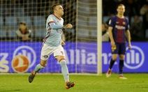 Barca đánh rơi chiến thắng trước Celta Vigo sau 2 lần dẫn trước