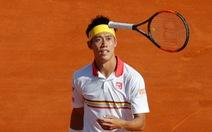 Điểm tin sáng 22-4: Nadal và Nishikori vào chung kết Monte Carlo