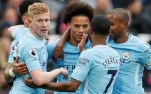 Đá bại West Ham, M.C bắt kịp hai kỷ lục của Chelsea