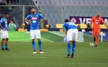 Điểm tin sáng 30-4: Thua Fiorentina, Napoli cạn hi vọng vô địch