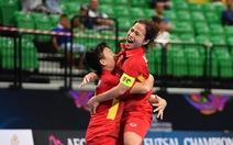 Điểm tin tối 2-5: Tuyển futsal nữ VN thắng trận mở màn giải châu Á 2018