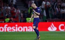 Điểm tin tối 3-5: Iniesta vẫn chưa thể tập luyện