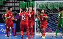 Điểm tin tối 4-5: tuyển futsal nữ VN thắng Bangladesh 7-0