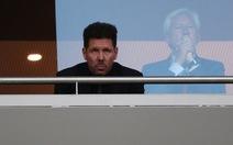 Điểm tin tối 5-5: HLV Simeone bị cấm chỉ đạo 4 trận