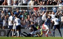 Hạ Tottenham, West Brom níu kéo hi vọng trụ hạng