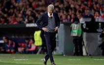 Kết cục buồn cho HLV Wenger
