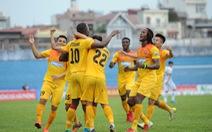 Sân Lạch Tray: Hải Phòng đã biết thắng trên sân nhà