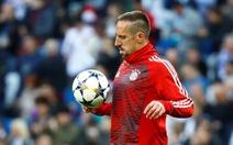 Điểm tin sáng 8-5: Ribery ở lại B.M thêm một năm