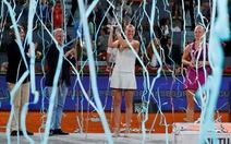 Đánh bại Bertens, Kvitova đi vào lịch sử Madrid Open