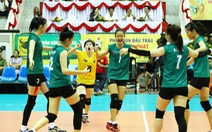 Đánh bại đội bóng Trung Quốc, CLB VTV Bình Điền Long An vào bán kết