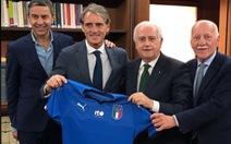 HLV Mancini kí hợp đồng 2 năm với tuyển Ý