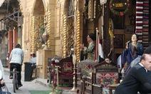 Sắc màu Cairo