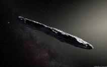 Tàu người ngoài hành tinh ghé thăm?